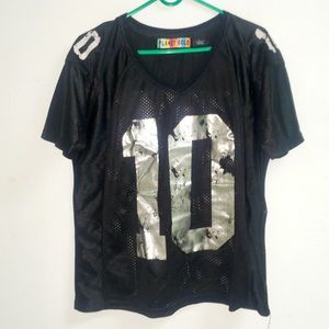W) #10 jersey. Size juniors large